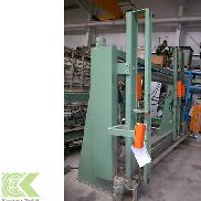 15651 Hess frame press type Hydro-Lux electrohydraulic - STOCK -