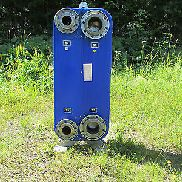 Alfa Laval plate heat exchanger CB 300 -. 20 L No. 16,610,604 pumps Kost P16 / 252A