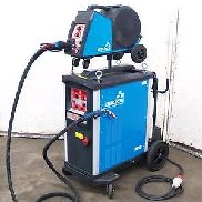 Pulse protection gas welding device, MIG MAG pulse welding device OERLIKON Citopuls MXW 420