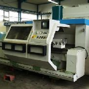 CNC lathe GILDEMEISTER, NEF 400 with control EPL1, Ø 400 x 1000 mm, 1983