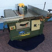 Saw-milling-slot fields KFS 36 sliding table saw drill Weibert ,.