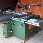 Sliding table saw Altendorf F45 Circular saw Joiner's saw