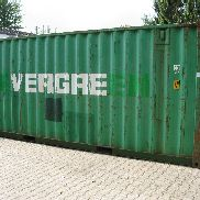 Lagercontainer Seecontainer Materialcontainer Überseecontainer 20fuß 6m