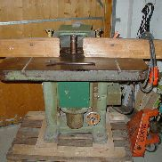 Aldinger spindle moulder
