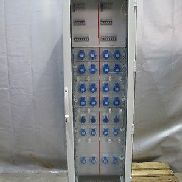 "19 ""Rittal PR Advanced / 3 rack distribution cabinet power distribution for laboratory # 22275"