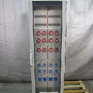 "19 ""Rittal PR Advanced / 4 Rack Distribution Cabinet Power Distribution for laboratory # 22302"
