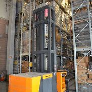 STILL 3 Dimensional Forklift for Warehouse MX 13 forklift