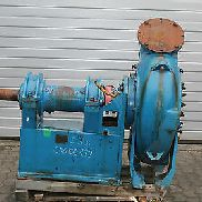 Habermann KB250 / S / III slurry pump - pump - dredge pump