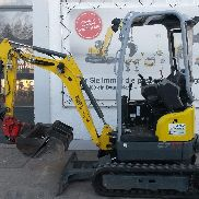 Wacker Neuson EZ 17 Bj.2016 800 Betr. Hr Powertilt via BTW-MIETSERVICE