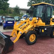 Wheel loaders Hytec ZL 010 A 1.Hand, four-wheel, 150 operation