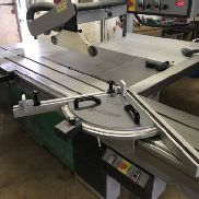 Format circular saw Altendorf f45 Posit Elmo Saw Table circular saw