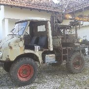 Unimog-30, U30, U 30, including loader / crane