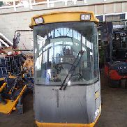 Cabin JCB BATTLE FEST 436ZX wheel loader cab loaders Bj97 wheeled excavators House