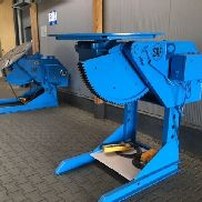 Welding turntable SAF POSIMAC 2000 KG manipulator turntable welding turntable
