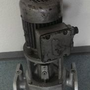 • Biral pump EBZ 55n / 4-132 with ATB motor ERFY0,37 / 4-7 -used- #GO