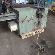 Maka M350 Notching Doppelsäge Saw Saw Machine Saw Milling machine
