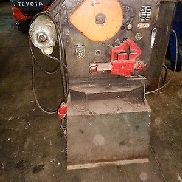 Peddy Peddinhaus steelworker punching machine punch punching shears