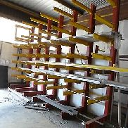 Cantilever Rack Heavy Duty Rack rack shelf shelf Toppi 6m 4m high