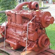 Iveco 8365, diesel engine from Fiat FR 160