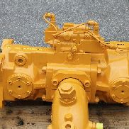 Hydraulic pump Liebherr LPVD 125, from R 932