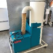 ESTA extraction DUSTOMAT-10 with sound enclosure Spaen