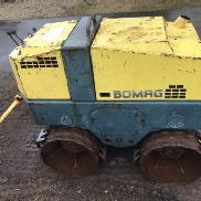 Bomag Bw 85 tombe rouleau rouleau