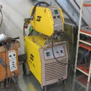 Inert gas welding equipment MIG MAG ESAB MEK 4 LAW 420W