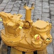 Abtrieb, Transmission, Caterpillar D4H