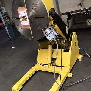 Welding table ESAB PEMA height-adjustable Manipulator Rotary table
