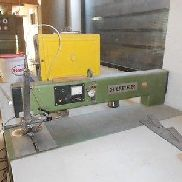 KUPER - Veneer splicing machine type FW / J 900 with work table
