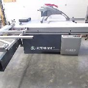 Format saw format circular saw ALTENDORF WA 80 Construction year 2012 with scoring unit