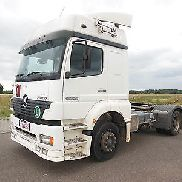 Mercedes Benz ATEGO 1828 LS Large house TÜV - NEW TOP