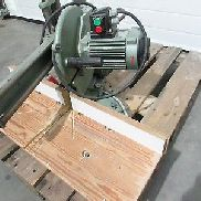 GRAULE pull saw ZS 85, used, workshop-tested