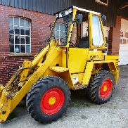 Wheel loaders Skid Steer Loader Kramer 212 Hoflader wheel four-wheel steered only 2525 hours