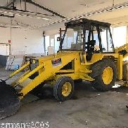 J.C.Bamford Excavators Ltd loader / backhoe Good Condition Battarie / Starter New !!!