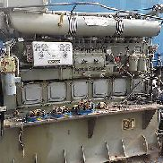 stromaggregat ship engine DEUTZ BA6M528