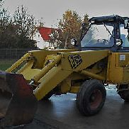 Multipurpose machinery Backhoe loaders JCB