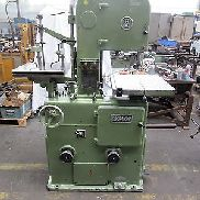 comb. Vertical Metal Band Saw / Feil Saw Machine, Faucet and Piston HK 30