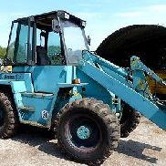 Wheel Loader Compact loader Hofloder Kramer 612 All-wheel drive Four wheel steering Good condition