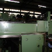 Top slide with gear for Hermle UWF 1000 milling machine