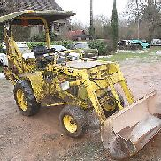 Terramite T5C Perkins backhoe loaders Wheeled excavators Hoflader ... good condition 760 BSTD!