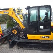 Compact excavators JCB 57C-1 mini excavators Bj.2016 CA250 hours