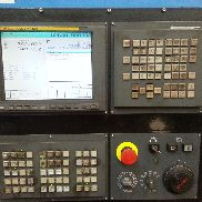 Fanuc OI-MB CNC control from mech. Defective machine with Revolver Sauter