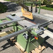 Format circular saw Griggio Maka KS 1400 with 45 ° 1500 mm slide with accessories