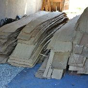 Sale veneer veneer stock Carpenter approximately 6 cubic meters of mahogany and other