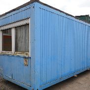Office containers, residential containers, stay container