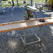 Omga Radial 400 radial saw, radial arm saw, crosscut saw, incl.