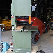 Hema UH 500 Band saw, + various saw bands