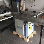 Saw blade Bernardo TK 315 F 45, trimming length / slide 210cm Cutting width 125cm