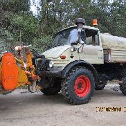 Mercedes - Benz Unimog U 406 84 hp 6 cyl.
